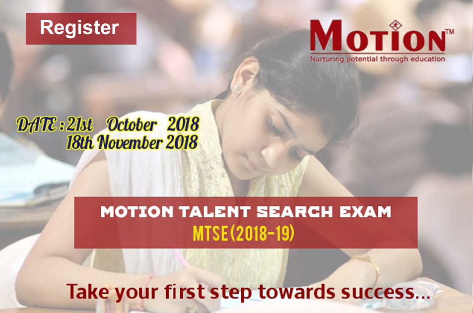 Motion Talent Search Exam
